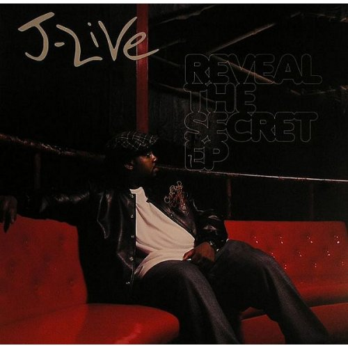 "J-Live - Reveal The Secret EP, 12"", EP"