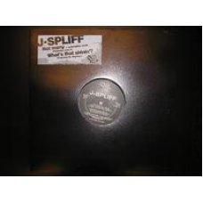 """J-Spliff - Not Many / What's That Shinin' ?, 12"""""""