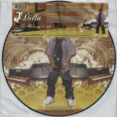 """J Dilla - The Shining EP, 12"""", EP, Picture Disc"""