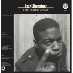 Jazz Liberatorz - Ease My Mind, 12""