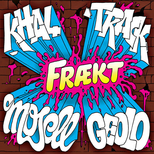 Khal, Track, Mosell, Geolo - Frækt, 12""