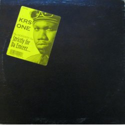 KRS One - The Goddess Set / Strictly For Da Emceez..., LP