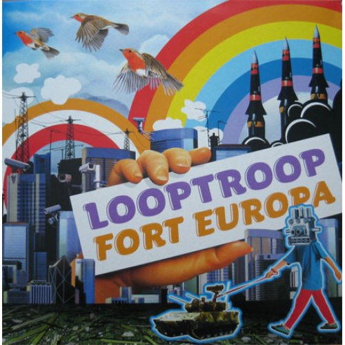 Looptroop - Fort Europa / Looptroop Radio, 12""