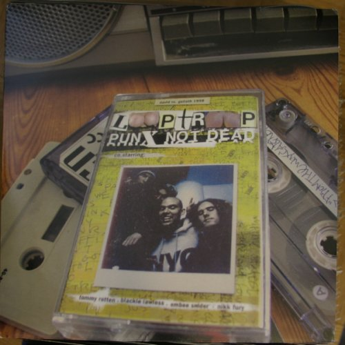 Looptroop - Punx Not Dead, LP, Remastered