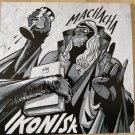 Machacha - Ikonisk, LP