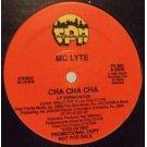 "MC Lyte - Cha Cha Cha, Promo, 12"""
