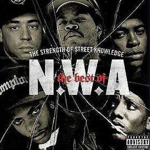 NWA - The Strength Of Street Knowledge - The Best Of N.W.A, 2xLP