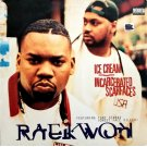 Raekwon - Ice Cream / Incarcerated Scarfaces, 12""
