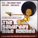 Soul Supreme - Presents The Saturday Nite Agenda, 2xLP