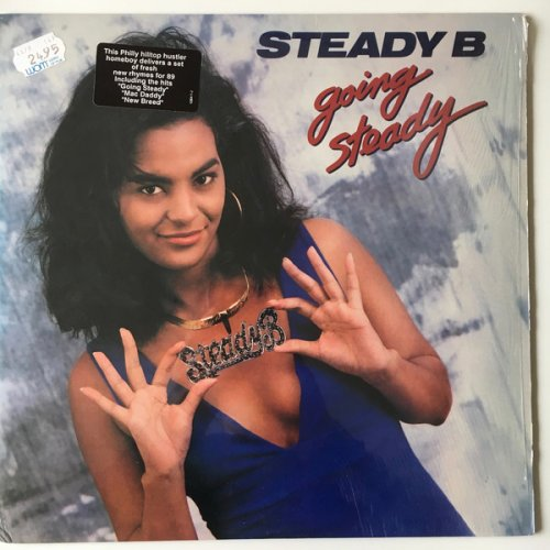 Steady B - Going Steady, LP