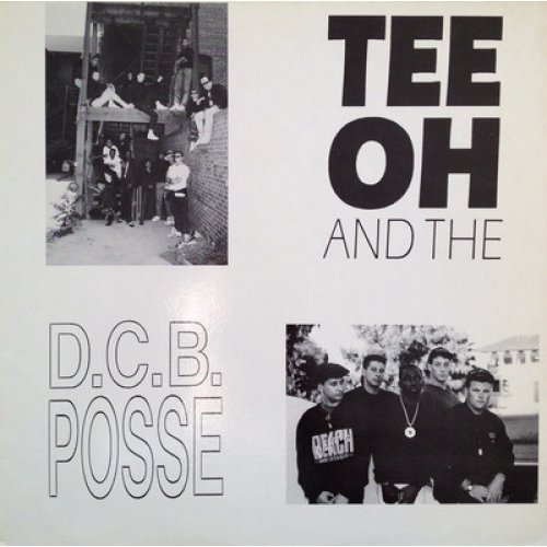 Tee Oh And The D.C.B. Posse - This DJ Makes U Dance / Long As U Have Beat, 12""