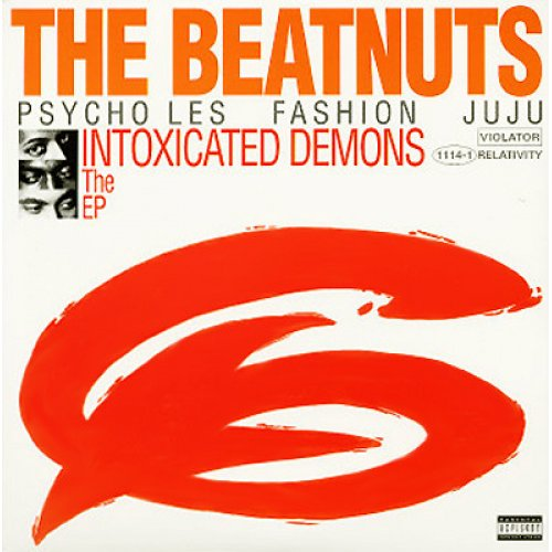 "The Beatnuts - Intoxicated Demons The EP, 12"", EP, Repress"