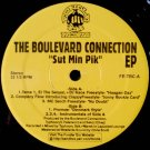 "The Boulevard Connection - Sut Min Pik EP, 12"", EP"