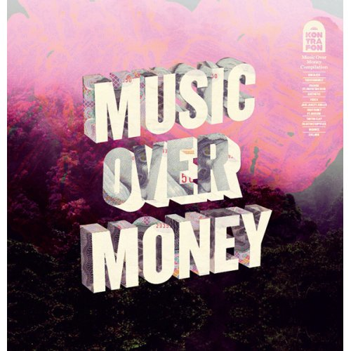 Various - Music Over Money, 12""