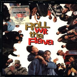 Various - Roll Wit Tha Flava, LP