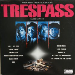 Various - Trespass (Music From The Motion Picture), LP