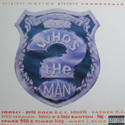 Various - Who's The Man? (Original Motion Picture Soundtrack), LP