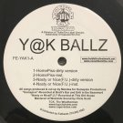 """Y@k Ballz - HomePiss, 12"""""""