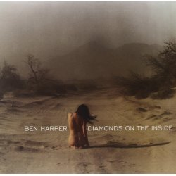 Ben Harper - Diamonds On The Inside, 2xLP, Reissue