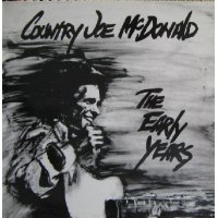 Country Joe McDonald - The Early Years, LP, Reissue