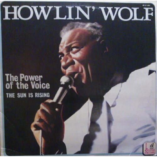 Howlin' Wolf - The Power Of The Voice, LP