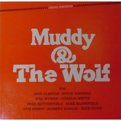 Muddy Waters And Howlin' Wolf - Muddy & The Wolf, LP, Repress