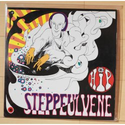 Steppeulvene - Hip, LP, Reissue