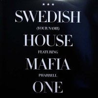 Swedish House Mafia Featuring Pharrell - One (Your Name), 12""
