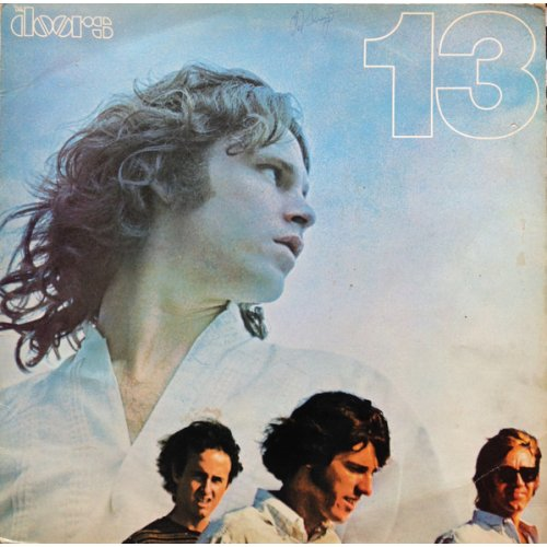 The Doors - 13, LP, Reissue
