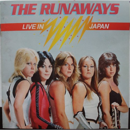 The Runaways - Live In Japan, LP