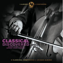 Various - Classical Discovered (6 Classical Composers 3 Unique Albums), 3xLP