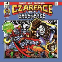 Czarface & Ghostface - Czarface Meets Ghostface, LP