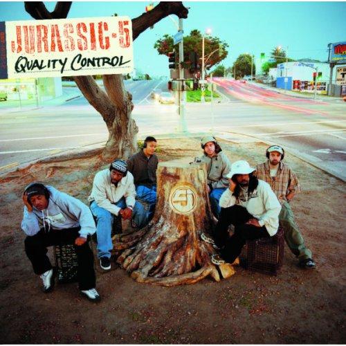 Jurassic 5 - Quality Control, 2xLP, Reissue