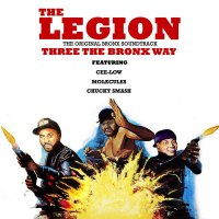 The Legion - Three The Bronx Way, LP