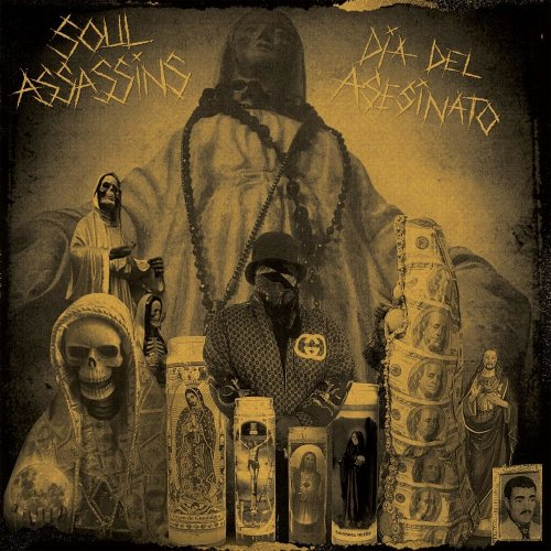 DJ Muggs - The Soul Assassins - Dia Del Asesinato, LP