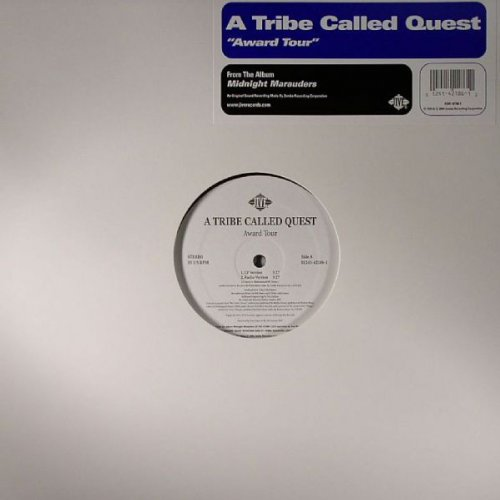 "A Tribe Called Quest - Award Tour, 12"", Reissue"