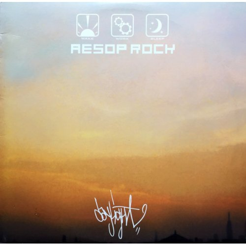 Aesop Rock - Daylight, 12""