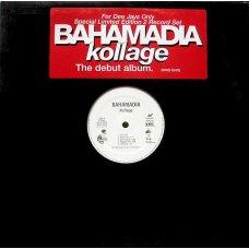 Bahamadia - Kollage, 2xLP, Promo