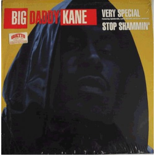Big Daddy Kane - Very Special / Stop Shammin', 12""