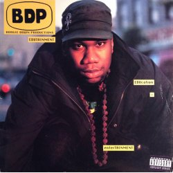 Boogie Down Productions - Edutainment, LP