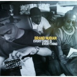 Brand Nubian - Everything Is Everything, 2xLP