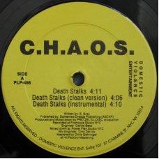 "C.H.A.O.S. - Death Stalks, 12"""