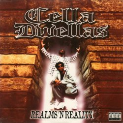 Cella Dwellas - Realms 'N Reality, 2xLP