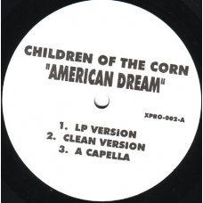 """Children Of The Corn - American Dream / Harlem U.S.A., 12"""""""