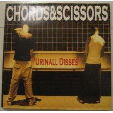 """Chords & Scissors - Urinal Disses, 12"""", EP"""