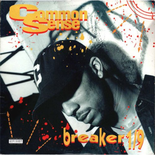 Common Sense - Breaker 1/9, 12""