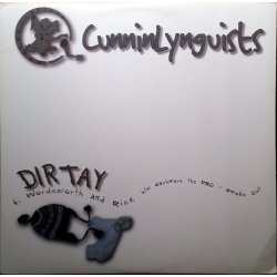 CunninLynguists / Cashmere The Pro - Dirtay / Smoke Out, 12""