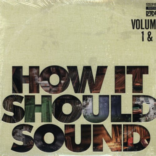 Damu The Fudgemunk - How It Should Sound Volume 1 & 2, 2xLP, Reissue