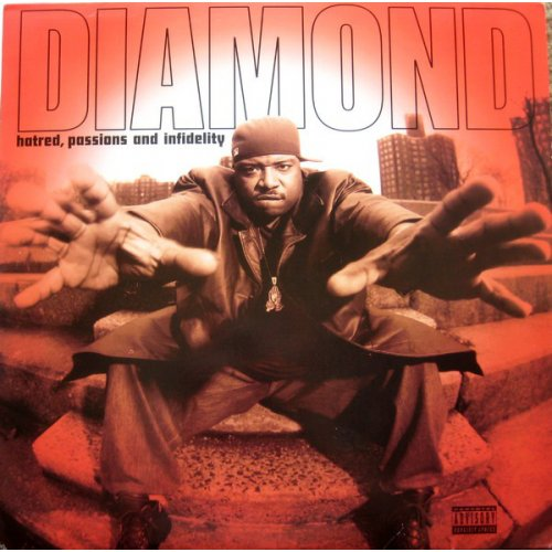 Diamond - Hatred, Passions And Infidelity, 2xLP