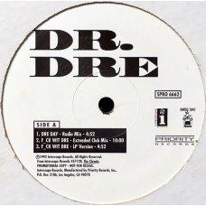 "Dr. Dre - Dre Day EP, 12"", Promo"